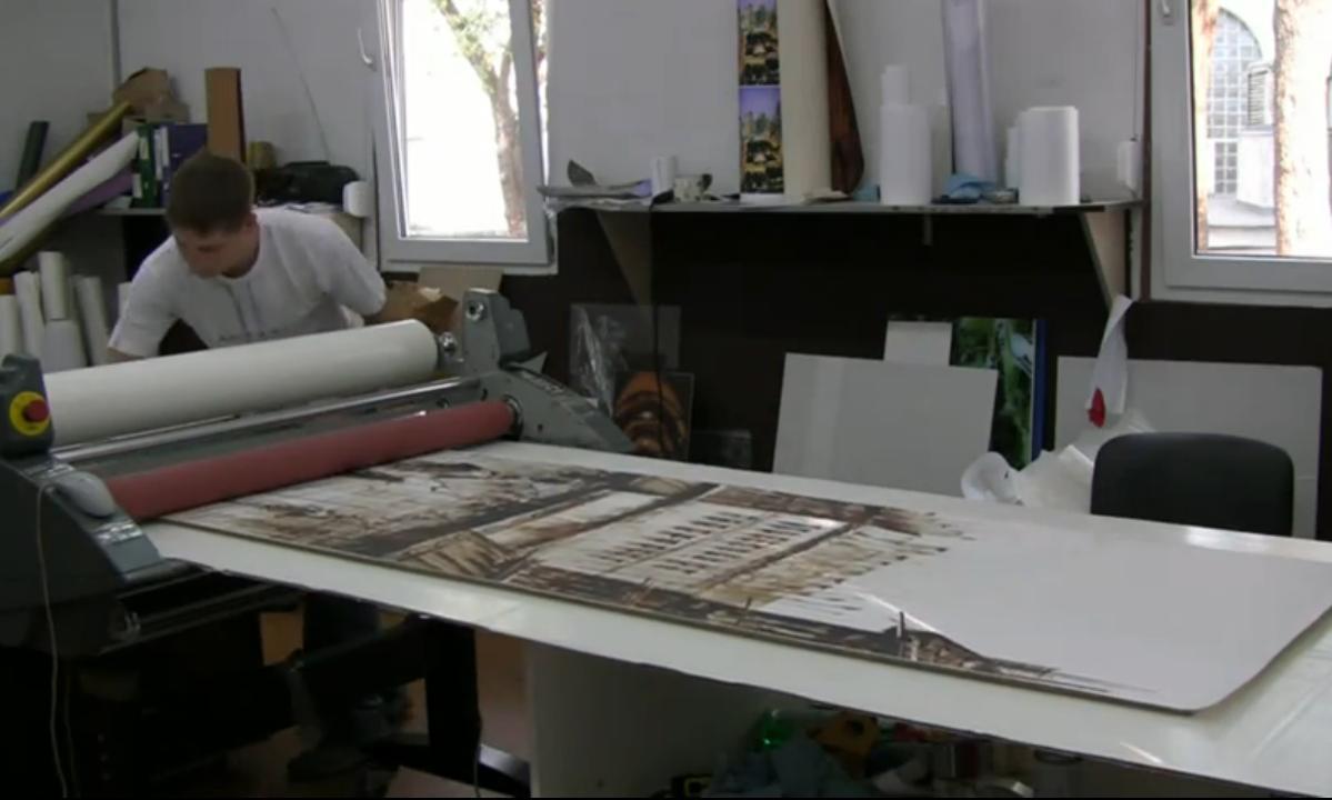 Изготовление стеклофасадов
